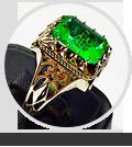 انگشتر های جواهر